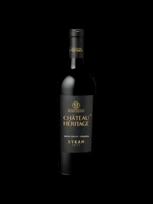 Château Héritage Syrah 2018 750ml